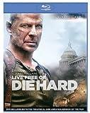 Live Free Or Die Hard (Blu-ray / DVD Combo)