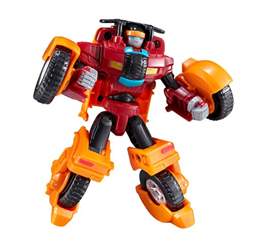 Mini Tobot Youngtoys Car Transforming Collectible Car to Robot Animation Character (Mini Tobot GD Monster)