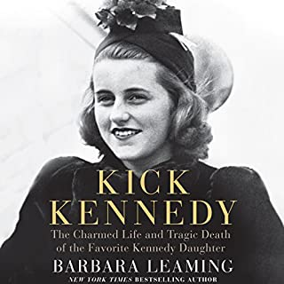 Kick Kennedy audiobook cover art