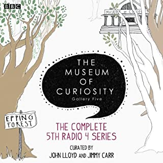 The Museum of Curiosity: Complete Series 5 audiobook cover art
