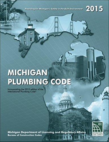 2015 Michigan Plumbing Code
