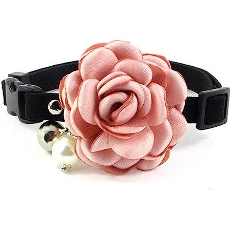 wedding flower flowers for dog collars Cat collar collar flower pet collar flower Daisy Puff Flower for Dog collar