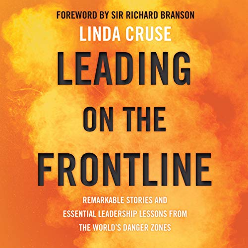 Leading on the Frontline cover art
