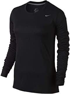 Nike Womens Dri-Fit Fitness Workout T-Shirt