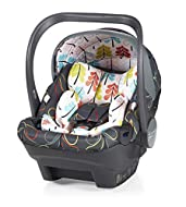 Premium from-birth up to 15 months car seat; i-Size when used with ISOFIX base (sold separately) Impact protection - reinforced protective shell and high performance energy-absorbing construction One-handed release mechanism and Time-Lock Technology ...