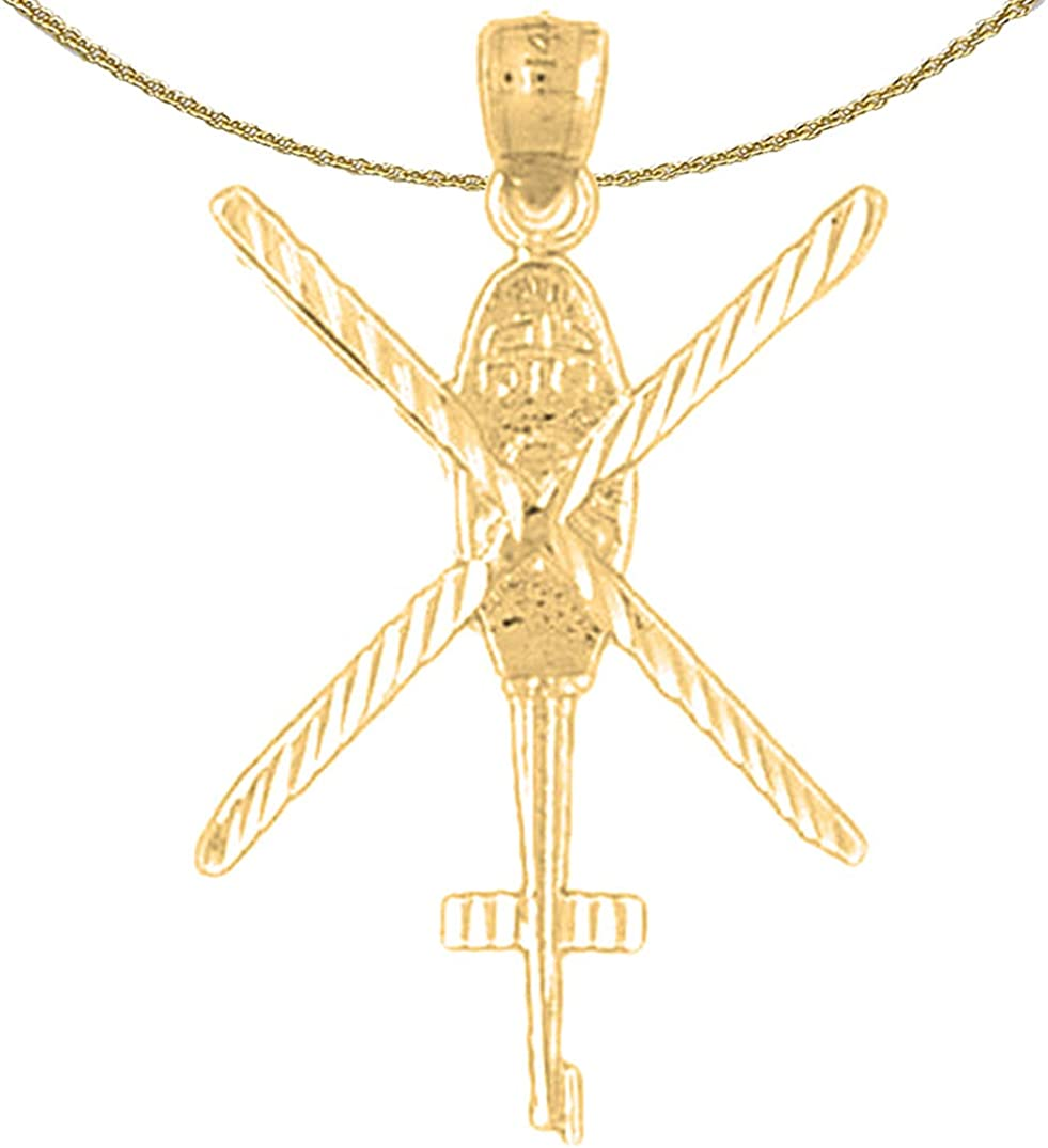 Jewels New arrival Low price Obsession 14K Yellow Gold Pendant with 18