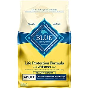Health Shopping Blue Buffalo Life Protection Formula Natural Adult Healthy Weight Dry Dog Food