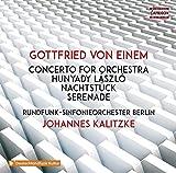 Concerto Per Orchestra Op.40, Hunyady Laszlo Op.59, Serenata Op.10, Nachtstuck...