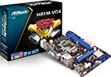ASRock Motherboard Micro ATX DDR3 1066 Intel - LGA 1155 H61M-VG4