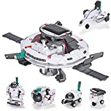 AESGOGO STEM Projects for Kids Ages 8-12 , 6-in-1 Solar Robot Kit , Toys Gifts...