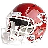 Riddell Kansas City Chiefs Officially Licensed Speed Full Size Replica Football Helmet
