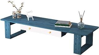 Mueble para Televisión Estilo Moderna Unidad de Soporte de la TV Televisión Consola de Armario for la Sala de Estar Moderna de Muebles for el hogar para Dormitorio, Sala de Estar, Oficina, Hotel