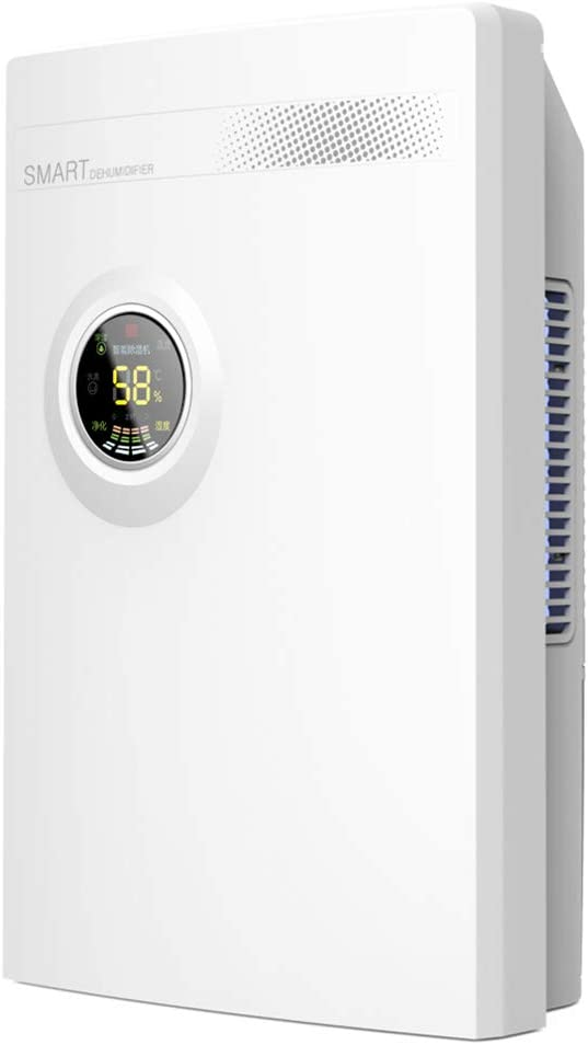 Dehumidifier Raleigh Mall Household Silence Electric Digital Excellence Humidity Displa