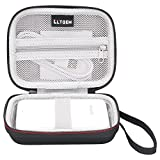 LTGEM Case for Polaroid Zip Mobile Printer w/Zink Zero Ink Printing Technology - EVA Hard Shockproof Case Travel Carrying Storage Bag