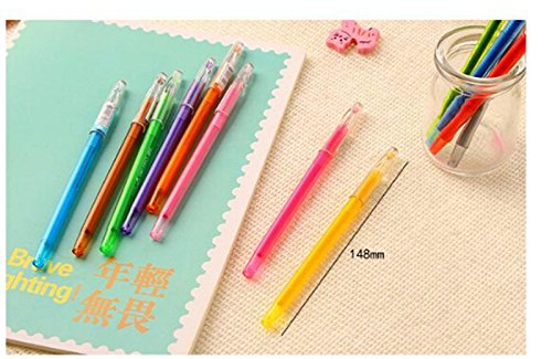 Buyta(TM) Gel Pen Set,Fine Point,Package of 12 [Office Product] Photo #5