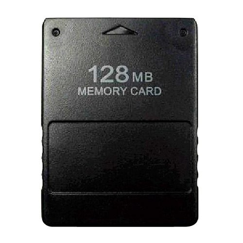 BuyeeA? PS2/PlayStation2 High Speed Memory Card 128MB For Sony PS2 Playstation 2 Games (128MB), [Importado de Reino Unido]