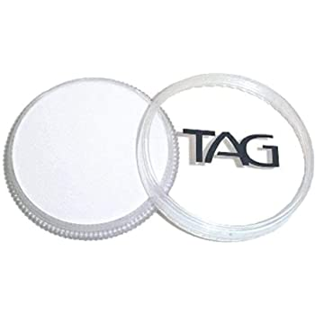 TAG Face Paints - Regular White (32 gm)