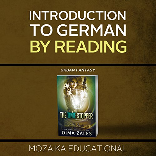 Introduction to German by Reading Urban Fantasy cover art
