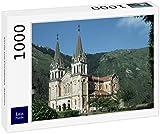 Lais Puzzle Iglesia de Covadonga, Asturias 1000 Piezas