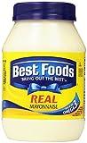 Best Foods REAL Mayonnaise - BONUS! 30oz jar (2 jars)