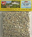 Heki 3336 Ballaststeine, Gewicht 0,25 kg, Mehrfarbig