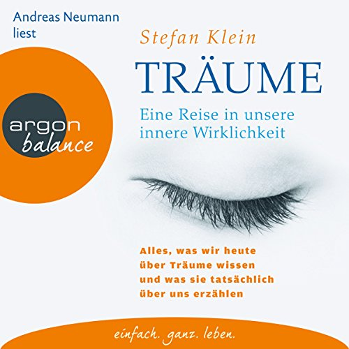 Träume audiobook cover art