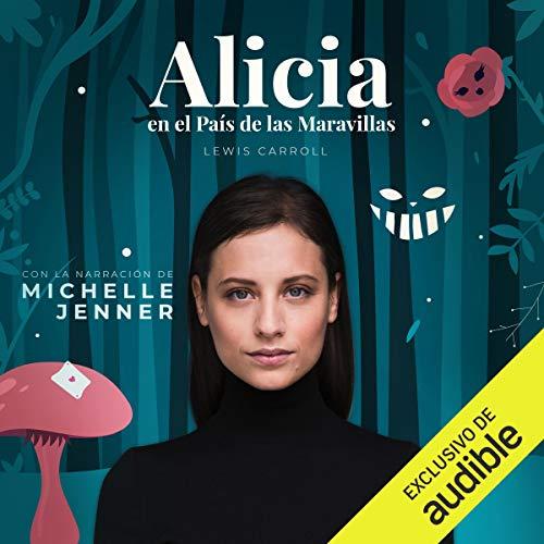 Diseño de la portada del título Alicia en el Pais de las Maravillas