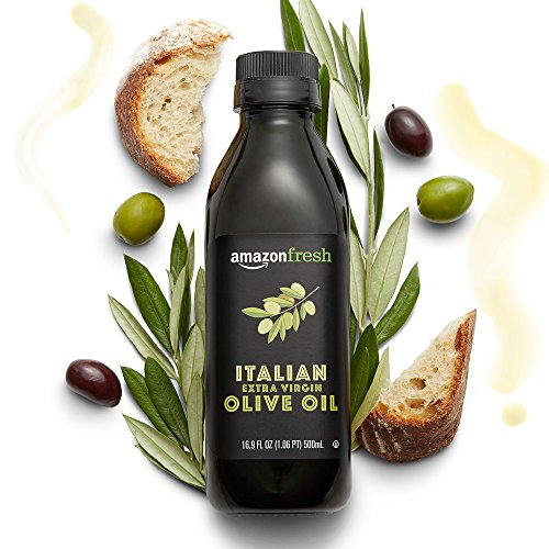AmazonFresh Italian Extra Virgin Olive Oil, 16.9 fl oz (500mL)