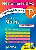 Mes Années BAC Cours-Exercices - Spécialité Maths Tle - BAC 2021