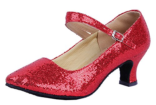 Top 10 best selling list for red glitter character shoes