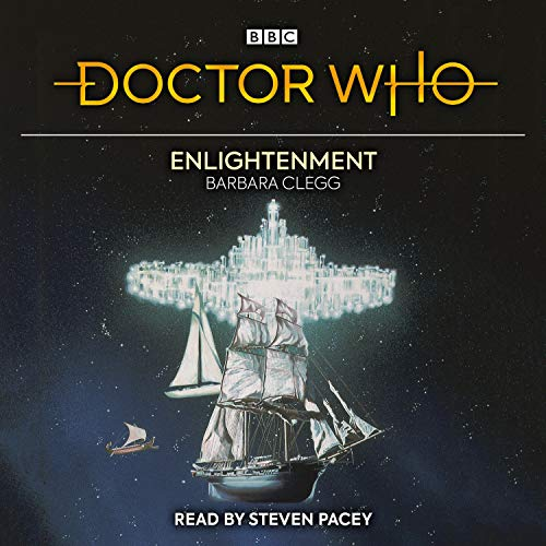 Doctor Who: Enlightenment cover art