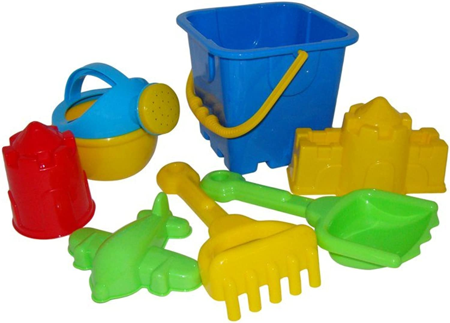 Polesie Polesie36407 No 384 Fortress Big Bucket Set Toy