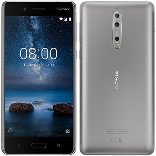 """Nokia 8 Smartphone 5.3"""" Android"""