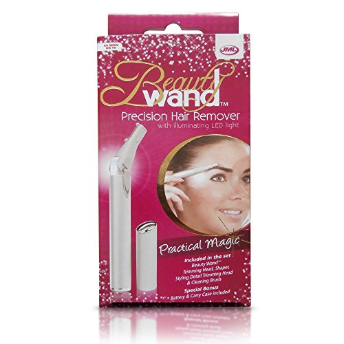 JML Beauty Wand. Precision hair remover with illuminating light! by Jml
