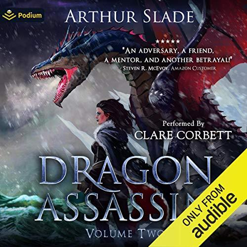 Dragon Assassin: Volume 2 cover art