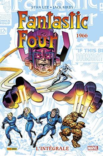 Fantastic Four: L'intégrale 1966 (T05 Nouvelle édition)