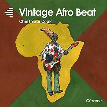 Vintage Afro Beat