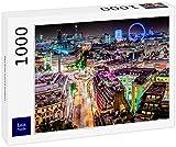 Lais Puzzle El Horizonte de Londres 1000 Piezas