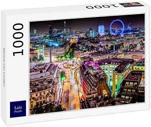 Lais Puzzle Skyline di Londra 1000 Pezzi