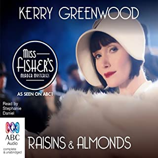 Raisins and Almonds audiobook cover art