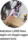 Zoom IMG-1 troncatrice radiale da legno mod