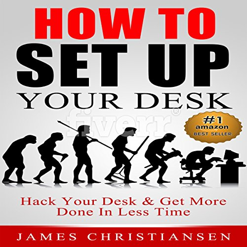 How to Set Up Your Desk audiobook cover art