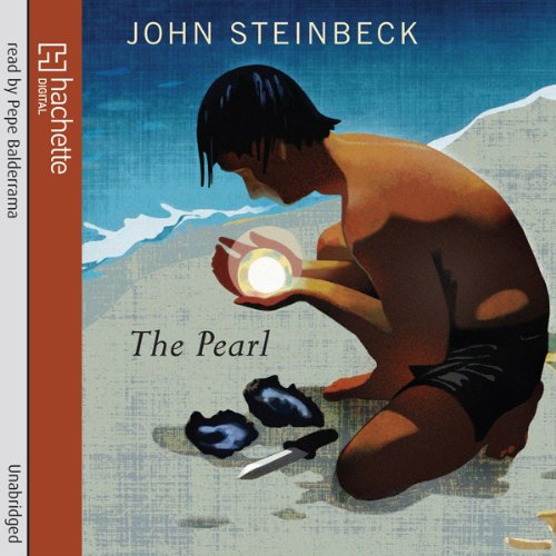 The Pearl audiobook cover art