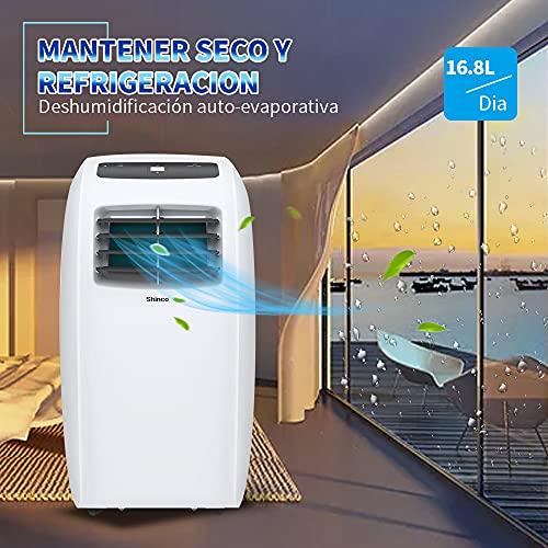 SHINCO Aires acondicionados móviles