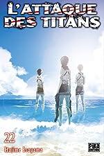 L'Attaque des Titans - Tome 22 de Hajime Isayama