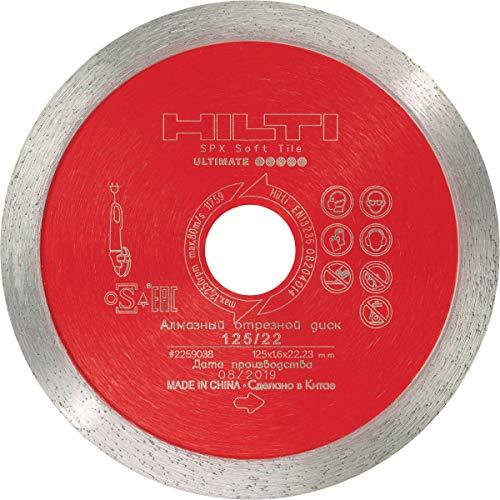 Hilti Disco de corte DC-D SPX 125 soft tile, 2259038