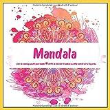 Livre de coloriage adulte pour homme Mandala - Arrête de chercher le bonheur au même endroit où tu l'as perdu. (French Edition)
