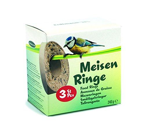 Erdtmanns 3 Meisenringe in Faltschachtel, 20er Pack (20 x 240 g)