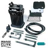 Penn Plax Cascade Canister Aquarium Filter (Cascade Black 1000 Elite)