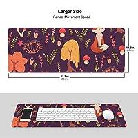 キュートリス ハリ ネズミ マウスパッド キーボードパッド 滑らかマウスパッド ゲーミングパッド 大型 オフィス 家庭用